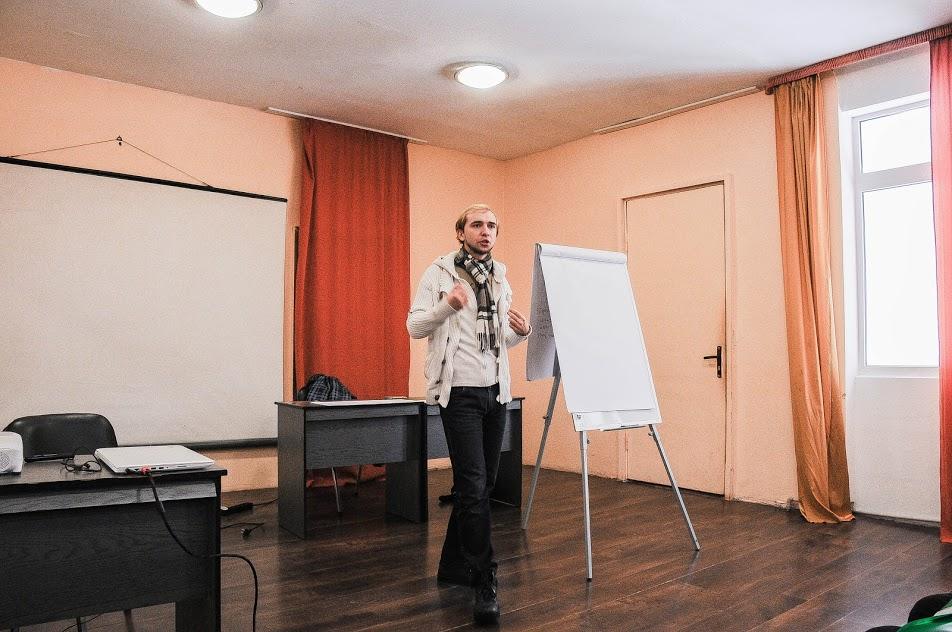 """Как управлять проектами – must know для общественных активистов (семинар в """"Образовательной Ассамблеи"""")"""