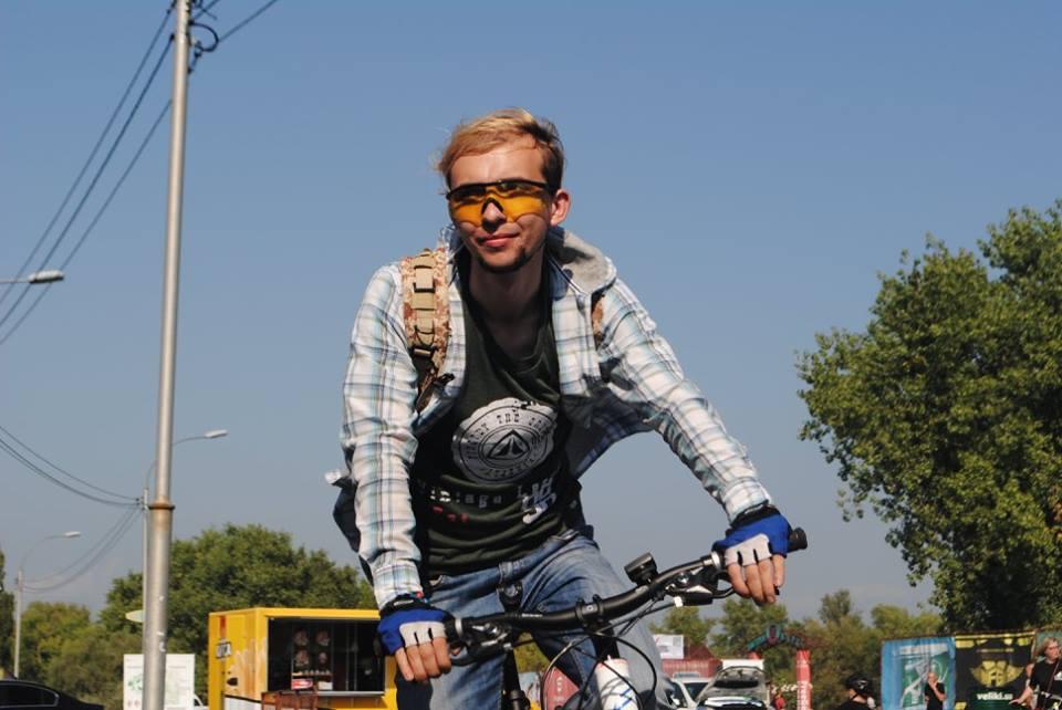 Самое масштабное вело-событие года – завершился Первый Киевский Велофест